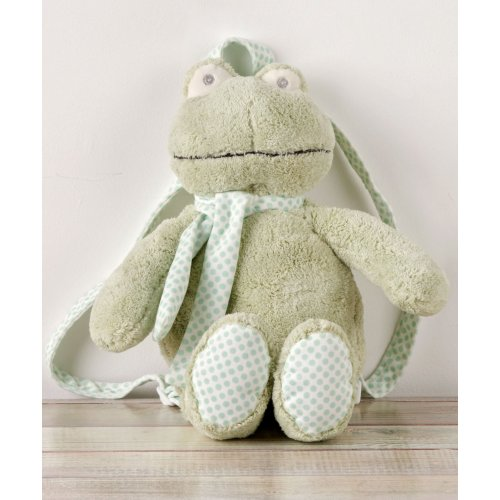 KENTIA Baby-Bag 193 Τσάντα Παιχνίδι Green Frog