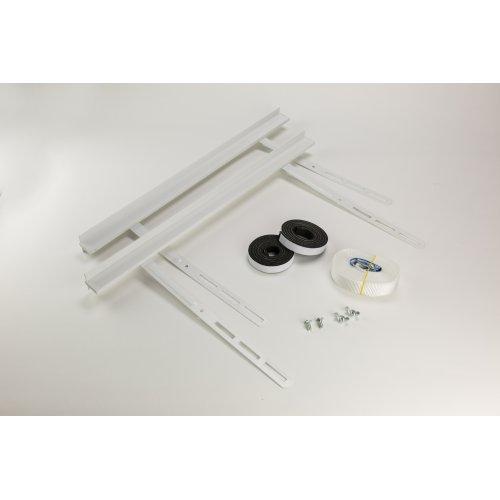ROLLER Βάση Σύνδεσης Πλυντηρίου-Στεγνωτηρίου Πτυσσόμενη 2 Σκέλη με Ιμάντα 00689 (Ελληνικής Κατασκευής Α' Ποιότητας) 0020724
