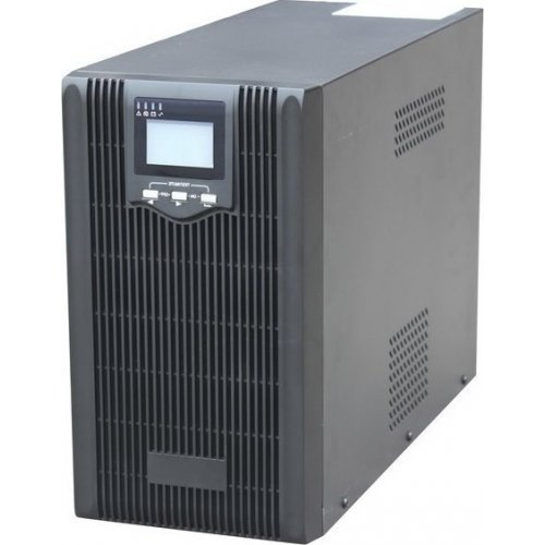 ENERGENIE EG-UPS-PS2000-01 PURE SINE WAVE UPS, LCD DISPLAY, USB, 2000VA, BLACK 0020827