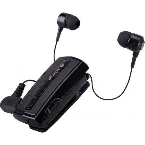 IXCHANGE UA-28FZ-V (QT-V) Handsfree Bluetooth Μαύρο 0020857