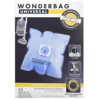WONDERBAG Universal WB406120 Original Σακούλες 0020900
