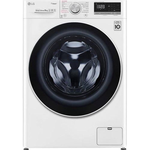 LG F4WV508S0 Πλυντήριο Ρούχων 8kg -  A+++ 1400/λεπτό (ΥxΠxΒ: 85cm x 60cm x 56cm)