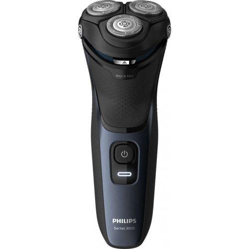 PHILIPS S3134/51 Shaver 3000 Ξυριστική Μηχανή Προσώπου Wet & Dry 0020967