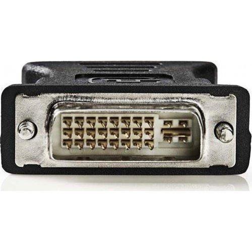 NEDIS CCGP32900BK Αντάπτορας DVI-I Dual αρσ. - VGA θηλ. 0021082