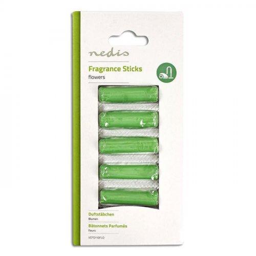 NEDIS VCFS110FLO Αρωματικά Sticks για Ηλεκτρικές Σκούπες, με Άρωμα Λουλουδιών
