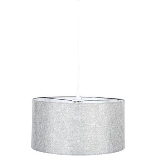 FYLLIANA 835-91-092 Φωτιστικό Οροφής Γκρι Καπέλο Με Λευκό Καλώδιο 40χ75εκ
