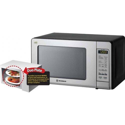 MORRIS K93210MW Φούρνος Μικροκυμάτων 20lt - 800W 0021183