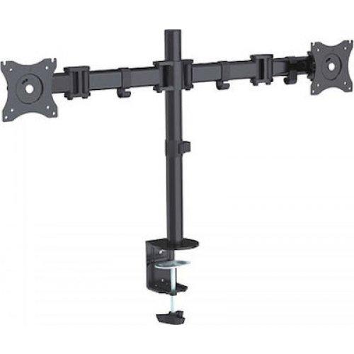 SBOX LCD-352/2 Βάση Στήριξης Διπλή για Monitor 13
