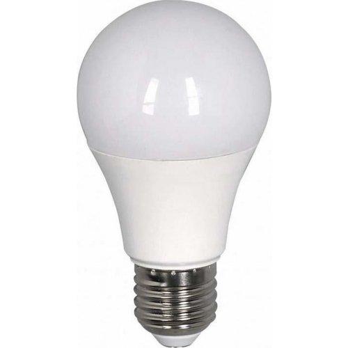 EUROLAMP 180-80205 Λάμπα Led E27 A60 12W Ψυχρό Λευκό 0021325