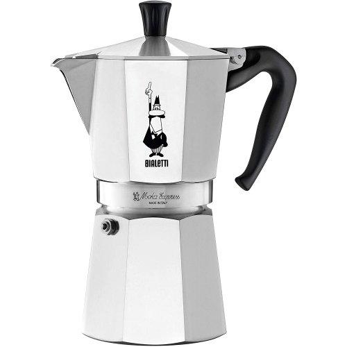 BIALETTI Moka Express Καφετιέρα Espresso 9 Μερίδων (0001165/X4) 0021551