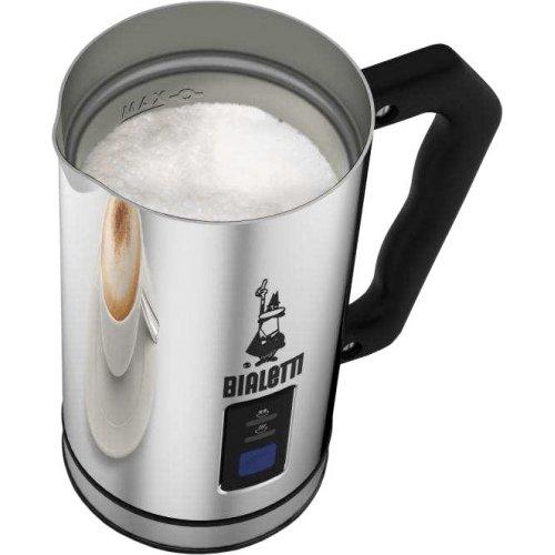 BIALETTI MK01 Αφροποιητής Γάλακτος Ανοξείδωτος (αφρογαλιέρα) 240ml - 500watt  - (0004430) 0021591