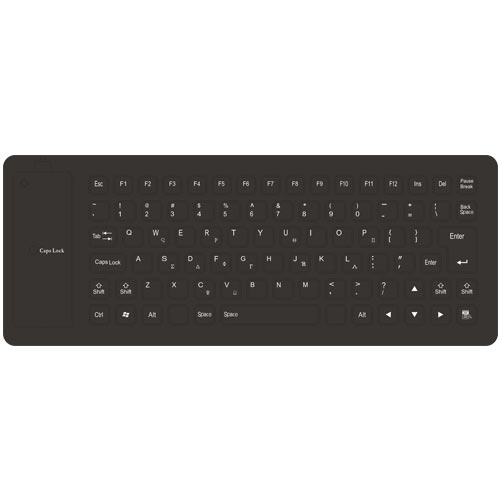 LAMTECH LAM021295 Flexible Keyboard GR Layout 0021612
