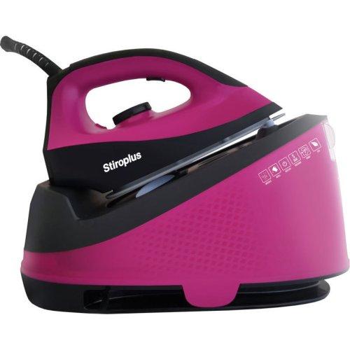 STIROPLUS SP1035 Γεννήτρια Ατμού 2200W - 5bar - 120gr/min Black/ Pink