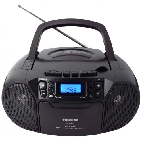 TOSHIBA TY-CKU39 Audio CD/USB/RADIO Cassette Recorder 0021775