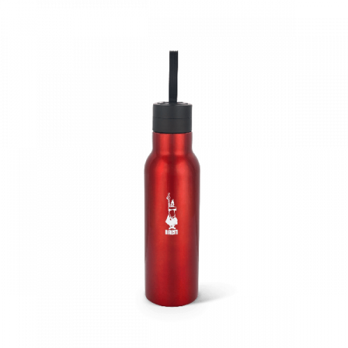 BIALETTI Μπουκάλι Θερμός 500ml Κόκκινο (DCXIN00003/2) 0021934
