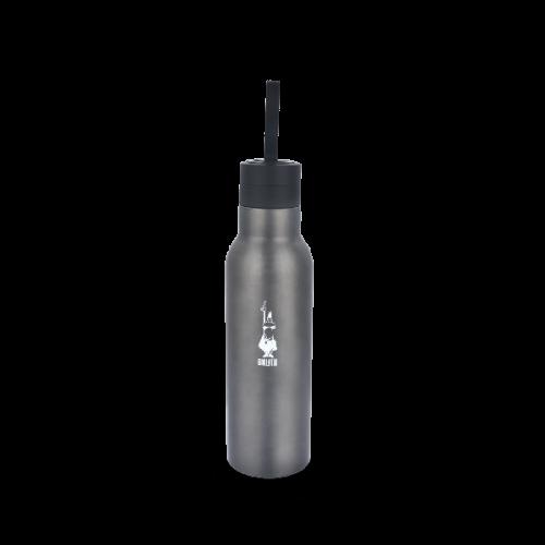 BIALETTI Μπουκάλι Θερμός 500ml Γκρι (DCXIN00008/2)