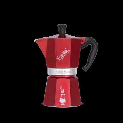 BIALETTI Moka Express Centenario Καφετιέρα Espresso 6 Μερίδων - ΕΠΕΤΕΙΑΚΟ - συλλεκτικό μοντέλο (CENT004) 0021974