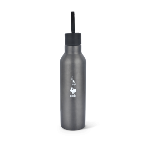 BIALETTI Μπουκάλι Θερμός 750ml Γκρι (DCXIN00009/2) 0021989