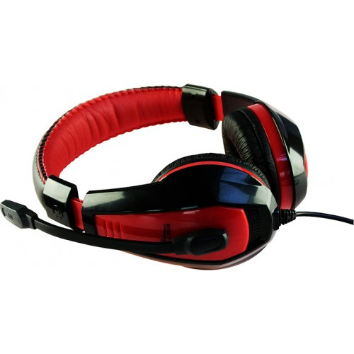 MEDIA-TECH MT3574 Stereo USB Headphones With Sound And Mic Regulation Nemesis 0022127