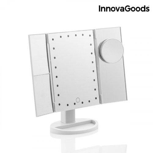 INNOVAGOODS V0100904 Μεγεθυντικός Καθρέφτης LED 4 in 1 0022170