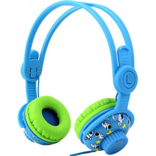 SONIC GEAR KINDER2BG Child-Safe Ακουστικά Μπλε 0022262