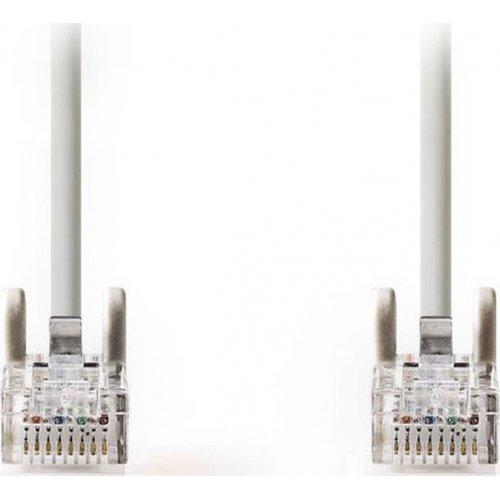NEDIS CCGT85000GY50 Καλώδιο Δικτύου CAT5e, UTP, 5m σε Γκρι Χρώμα 0022340