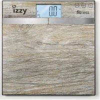 IZZY Fitness 223084 Ζυγαριά Μπάνιου-Λιπομετρητης έως 150kg / 100gr