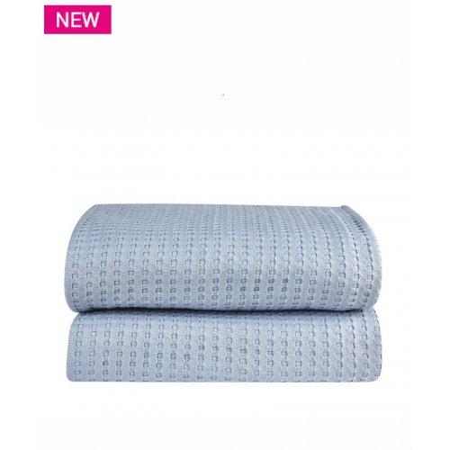 KENTIA Soho 390  Κουβέρτα Πικέ Μονή 170x240 0022491