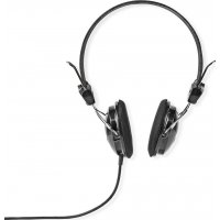 NEDIS HPWD1103BK Ακουστικά Hi-Fi Μεγάλου Μεγέθους , με Οδηγούς Neodymium 40mm