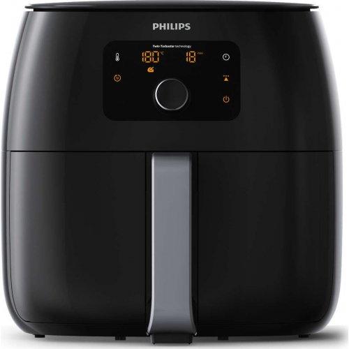 PHILIPS HD9650/90 Air Fryer XXL Φριτέζα Αέρος 1.4lt - 2225W, Χωρίς Λάδι 0022938