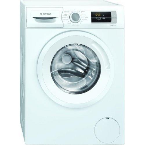 PITSOS WNP1200D8 Πλυντήριο Ρούχων 8kg - A+++  - 1200 rpm - (Υ x Π x Β): 84.8 x 59.8 x 60 cm