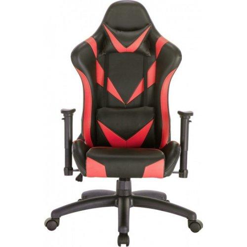 FYLLIANA 425-92-037 Καρέκλα Γραφείου Gaming 9810 Μαύρη με Κόκκινη 68.5χ69.5χ128.5