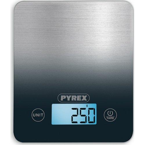 PYREX OMBRE SB-710 Ζυγαριά Κουζίνας 10kg/1gr 0023195