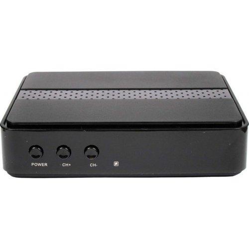 TELEMAX DVB-1011 Επίγειος Ψηφιακός Δέκτης H.265 0023460