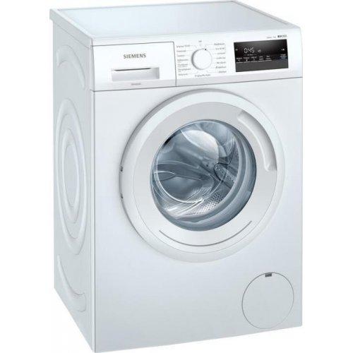 SIEMENS WM10N107GR Πλυντήριο Ρούχων 7KG - A+++ - 1000rpm - (ΥxΠxΒ: 84.8cm x 59.8cm x 55cm)