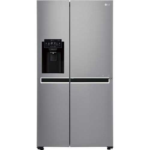 LG GSL760PZUZ Ψυγείο Ντουλάπα NoFrost Inox 668Lt A++ Ασημί 0023522