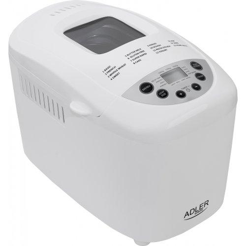 ADLER AD-6019 Αρτοπαρασκευαστής 1.5 KG