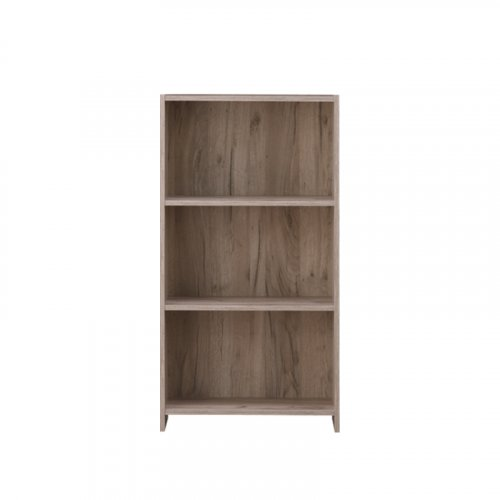 FORMA IDEALE 11009043 Βιβλιοθήκη Buki Grey Oak 3P 57x24.5x108.5