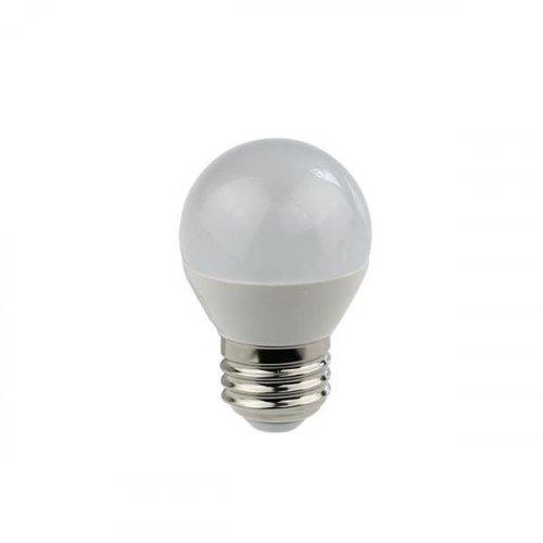 EUROLAMP 147-80238 Λάμπα LED Σφαιρική 7W Ε27 4000K 220-240V