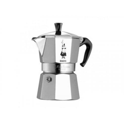 BIALETTI Moka Express Oceana Καφετιέρα Espresso 2 Μερίδων (0001168/OC) 0023655