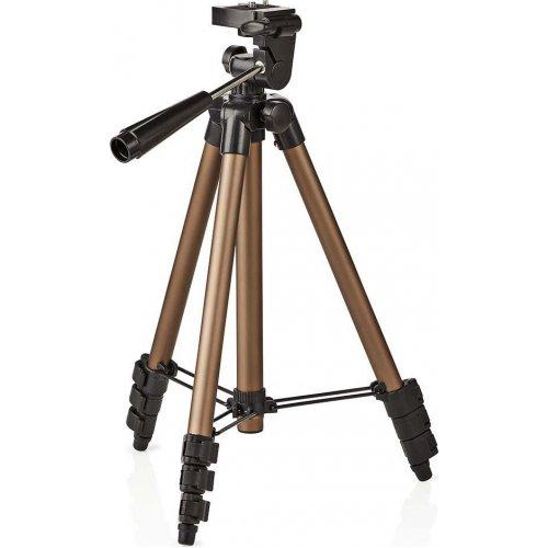 NEDIS TPOD2000BZ Τρίποδας Αλουμινίου με max Ύψος 105 cm για Φωτογραφικές Μηχανές και Βιντεοκάμερες 0023719