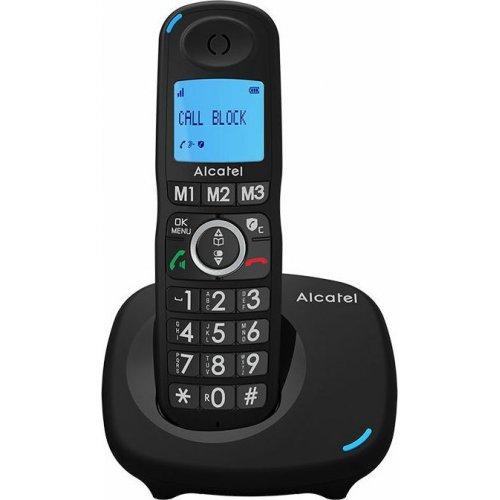 ALCATEL XL535 Ασύρματο Τηλέφωνο  Μαύρο 0023759