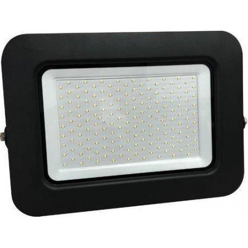 EUROLAMP 147-69353 Προβολέας LED SMD Βάση 360° 150W Μαύρος IP65 6500K PLUS
