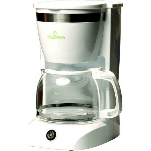 IDEAKITCHEN CM-108 Καφετιέρα Φίλτρου 800 W λευκή