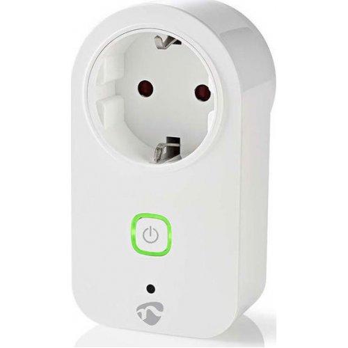NEDIS WIFIP120FWT Wi-Fi Smart Plug Λευκό 0024044