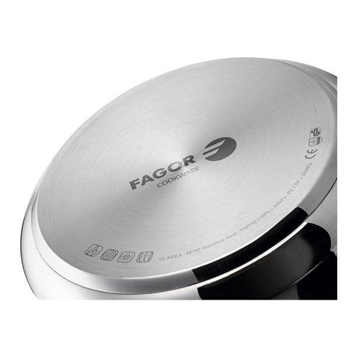 FAGOR SPAIN 81OPFGEXT22 CHEF EXTREMEN 22L Χύτρα (για Επαγγελματική Χρήση) ΜΟΝΟ ΓΙΑ ΕΣΤΙΕΣ ΑΕΡΙΟΥ 0024364
