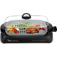 IZZY IZ-8101 Fuego Ηλεκτρική Ψησταριά BBQ με Καπάκι 0024505