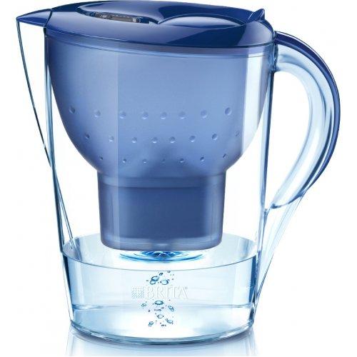 BRITA Marella XL Κανάτα Φίλτραρίσματος Νερού 3,5L Μπλε + 1 φίλτρο Maxtra+