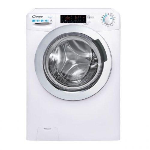 CANDY CSWS 6106TWMCE-S Πλυντήριο Ρούχων 10kg - 1600rpm - A - (Υ x Π x Β: 89 x 58 x 60)