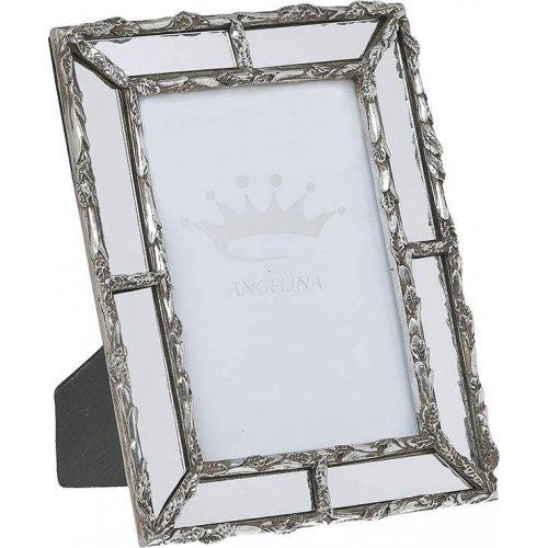 INART 3-30-446-0036  Κορνίζα Πλαστική με Καθρέπτη 13x18 0025161
